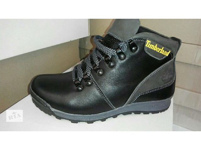 бу Зимові підліткові черевики Timberland зроблені з високоякісної  натуральної шкіри. в Україні 764df48d8d63a