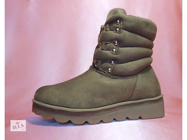 бу Зимние женские ботинки. Есть все размеры 36-41. в Хмельницком