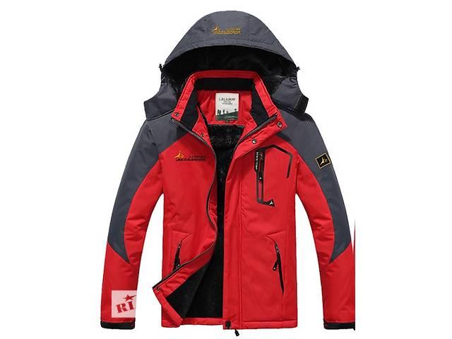 Зимняя мужская теплая куртка- объявление о продаже  в Львове