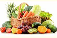 Овощи, фрукты, ягоды и грибы
