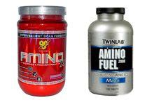 Аминокислоты для спортсменов