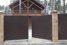 Установка и ремонт ворот