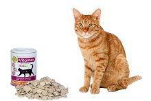 Витамины для кошек, котов и котят