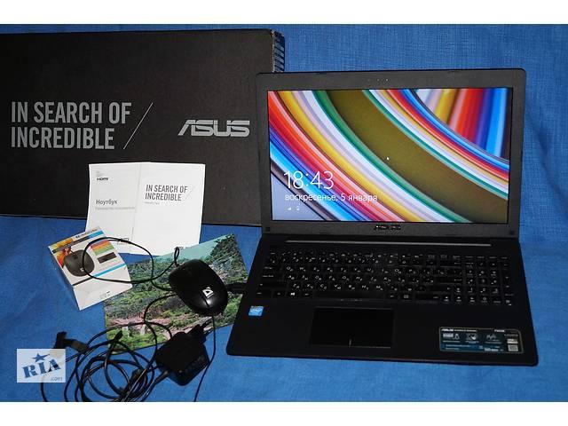 купить бу Ноутбук ASUS F553MA-BING-SX394B