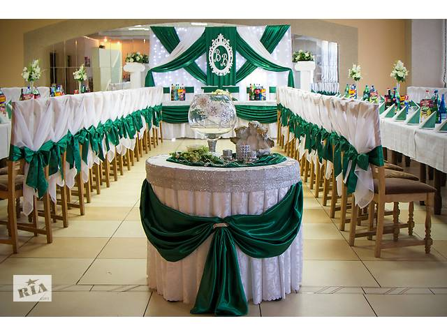 Свадебное оформление свадеб- объявление о продаже