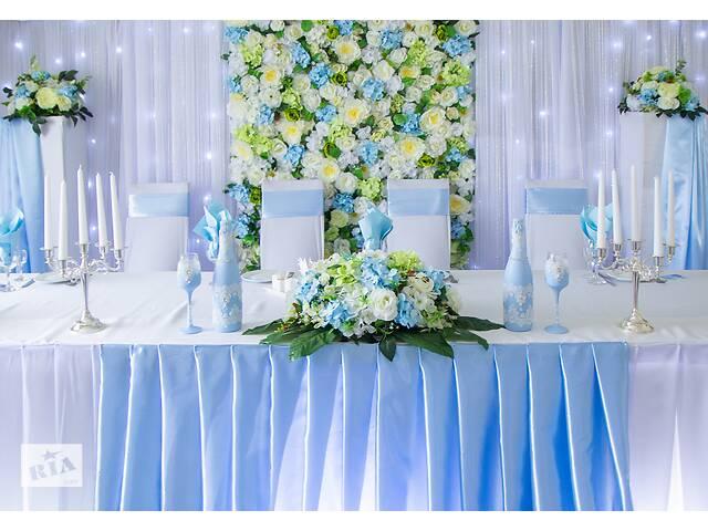 продам Свадебное оформление зала бу