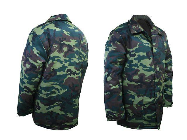 бу Куртка утепленная (КМФ) в Минске