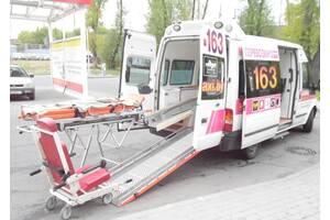 Бережная перевозка лежачих больных, инвалидов.