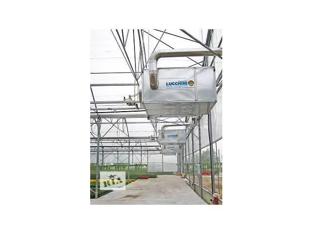 продам Система отопления теплиц, зданий, сооружений. бу в Бресте