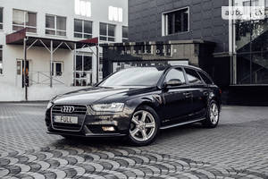 Audi A4 FULL B&O EUROPE  2015