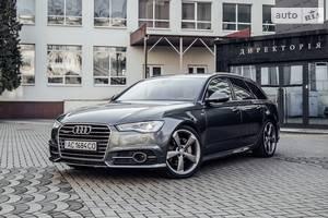 Audi A6 FULL QUATTRO S line 2015