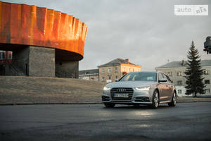 Audi A6 S line 2017