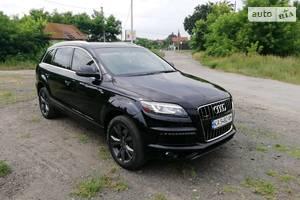 Audi Q7 S Line OFICIAL 2010