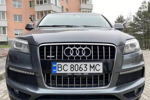 Audi Q7 S line 2010