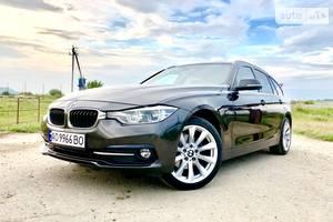 BMW 320 Xdrive 2016
