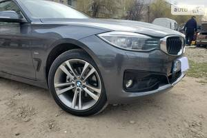 BMW 320 GT xdrive full  2015