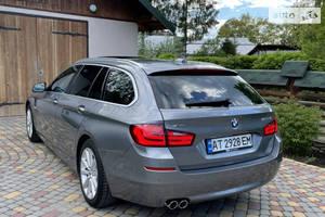 BMW 525  x drive 2012