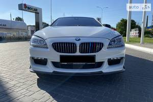 BMW 640 Gran Coupe M-Packet 2014