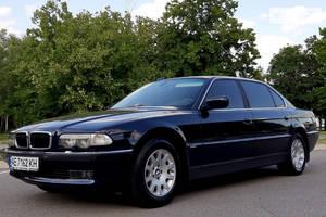 BMW 735 INDIVIDUAL LONG 2001