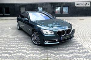 BMW 750 LX INDIVIDUAL BEZNAL 2013