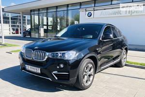 BMW X4   Official XDrive 2016