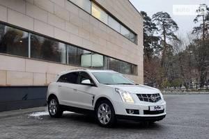 Cadillac SRX OFICAL 2011
