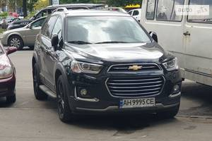 Chevrolet Captiva LT 2017