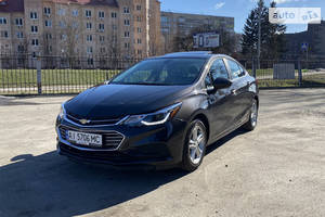 Chevrolet Cruze LT Plus 2016