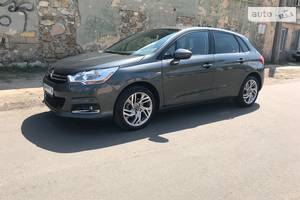Citroen C4 1.6 VTi Exclusive 2013