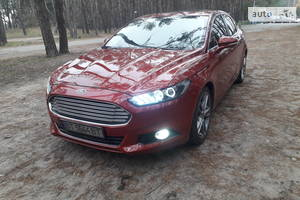 Ford Fusion Titanium 2012