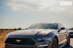 Ford Mustang GT Perfomance Pack 2018