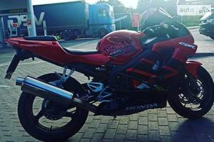 Honda CBR 600 sport 2001
