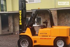 Hyster H 5.0FT  1998