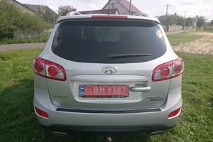 Hyundai Santa FE Ridna Farba 2010