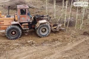 ХТЗ Т-156  1985
