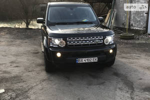 Land Rover Discovery v8 HSE 2007