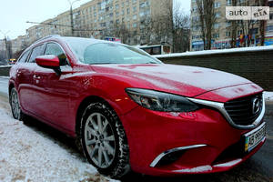 Mazda 6 Touring, NAVI, LED 2015