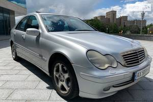 Mercedes-Benz C 200 avangard 2000