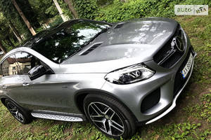Mercedes-Benz GLE Coupe  43 AMG 2016