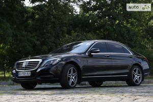 Mercedes-Benz S 350 FULL OFFICIAL LONG  2016