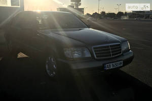 Mercedes-Benz S 500  1992