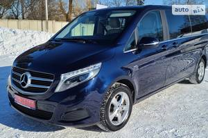 Mercedes-Benz V 250 Avantgarde EL 2016