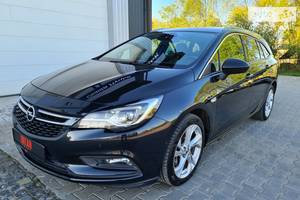 Opel Astra K Innovation FullLED  2016