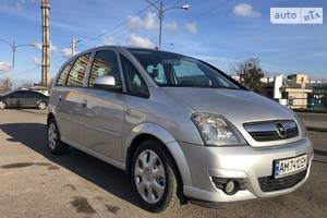 Opel Meriva HE KPAIIIEH 2008