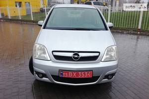 Opel Meriva A 2006