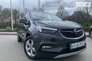 Opel Mokka X 1.6D Oficial 2017