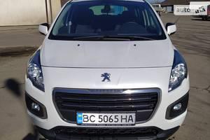 Peugeot 3008 eHDI 2014