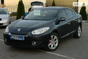 Renault Fluence 1.5D 2011