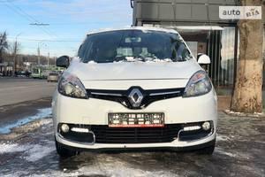 Renault Grand Scenic 7 місць 2013