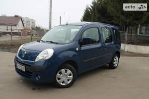 Renault Kangoo пасс. 1.6i Orig passenger 2009